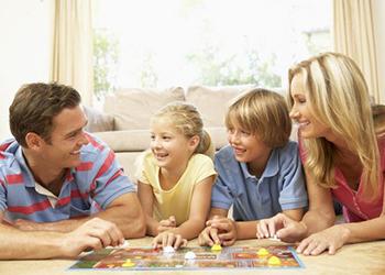 Come giocare con i figli